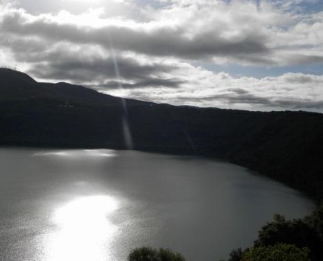 In sella dal Lago di Bracciano al Lago Albano