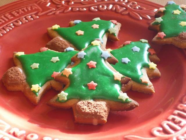 Alberi di Natale alle spezie