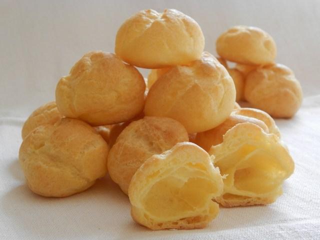 Pasta choux – tecnica base