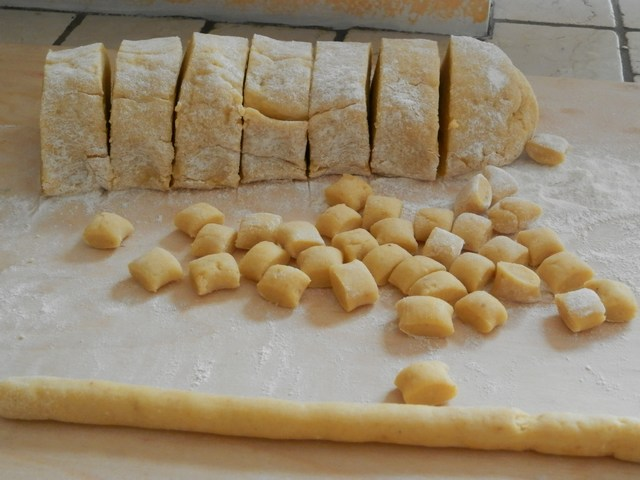 Gnocchi padovani – ricetta base