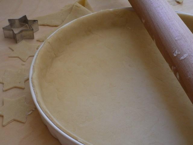 Pasta briseé all'olio