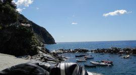 Tour mototuristico della Liguria orientale