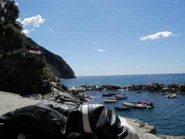 Tour mototuristico della Liguria occidentale
