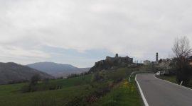 Passeggiando su due ruote per Val di Ceno e castelli di Parma