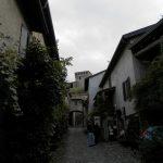 Borgo ai piedi del Castello di Torrechiara