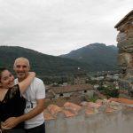 Ghivizzano - vista Valle del Serchia