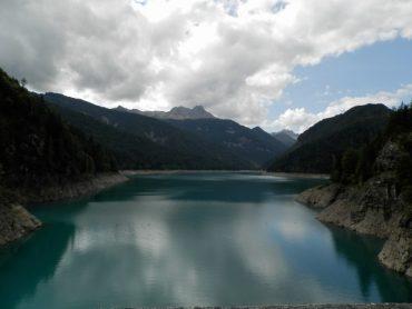 In sella in Val Pesarina