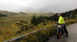 Dal borgo di Civitella del Tronto la scalata al Gran Sasso