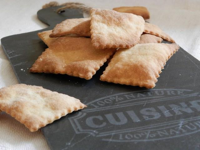 Cracker alla farina di orzo