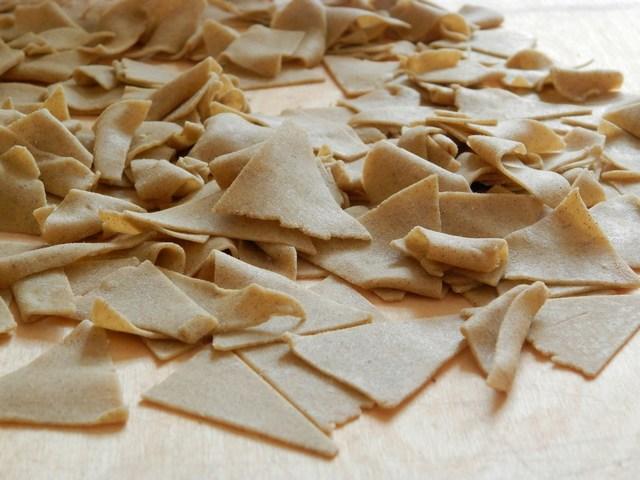 Blecs friulani – ricetta base