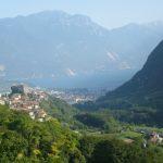 Lago di Garda - vista panoramica