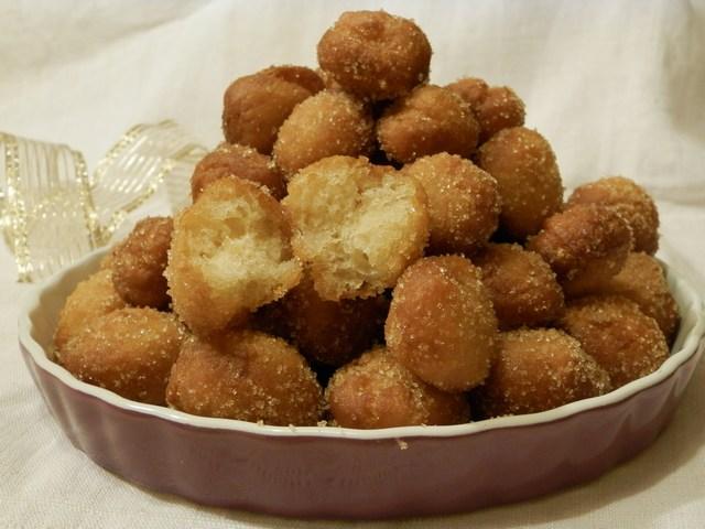 Gnocchetti fritti dolci di patate