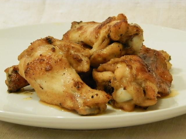 Coscette di pollo indiavolate