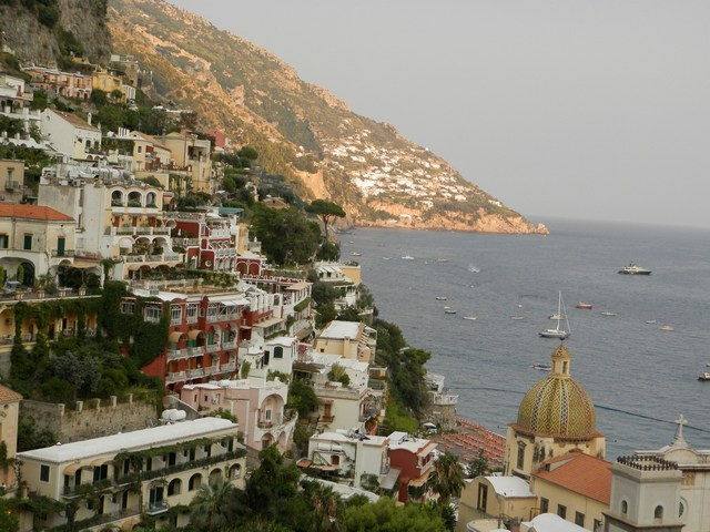 La Costiera Amalfitana dei panorami infiniti