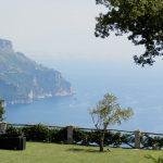 Ravello - vista del mare