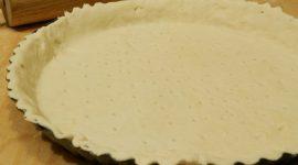 Pasta briseé classica – ricetta base