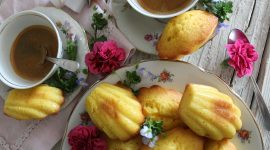 Madeleine – ricetta originale francese