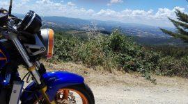 La Strada Chiantigiana in moto