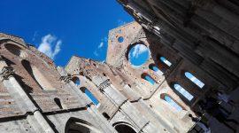 Da San Gimignano a San Galgano tra storia e sorgenti termali