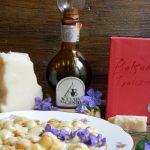 Chicche di patate con salsa al Grana in tre stagionatura e Aceto Balsamico Tradizionale di Modena D.O.P.