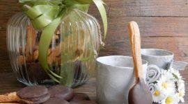 Cucchiaini di frolla Milano per il caffè