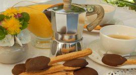 Il vassoio del caffè