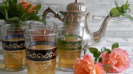 Tè marocchino alla menta