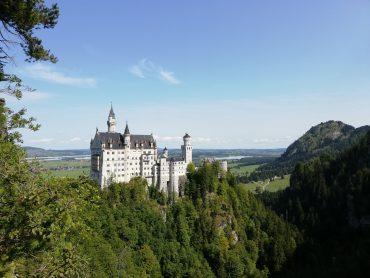 Nella favola del Castello di Neuschwanstein