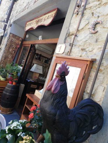 Il Re Gallo – ristorante in Castellina in Chianti
