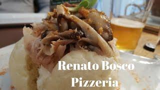 A pranzo da Renato Bosco pizzeria gourmet – video
