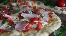Pizza in padella – senza lievito di birra e senza forno