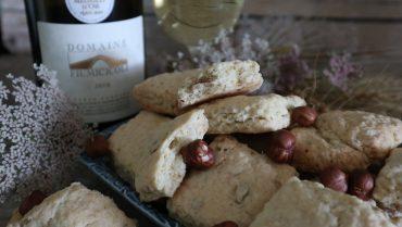 Canistrelli – biscotti di Corsica senza burro, uova e latte